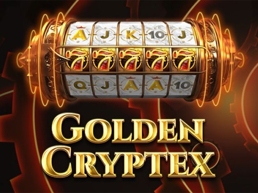 Golden Cryptex Logo2