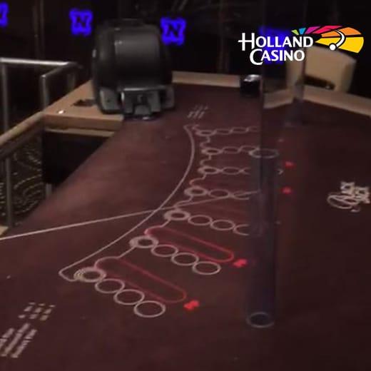 Holland Casino Plexiglas
