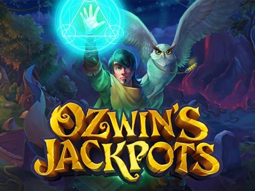 Ozwin's Jackpots Logo2