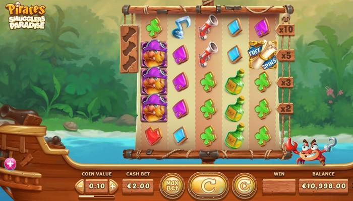 Pirates Smugglers Paradise Gameplay
