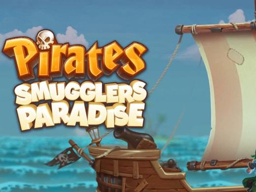 Pirates Smugglers Paradise Logo