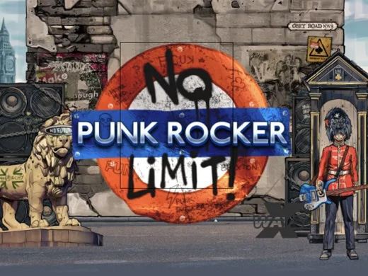Punk Rocker Logo1