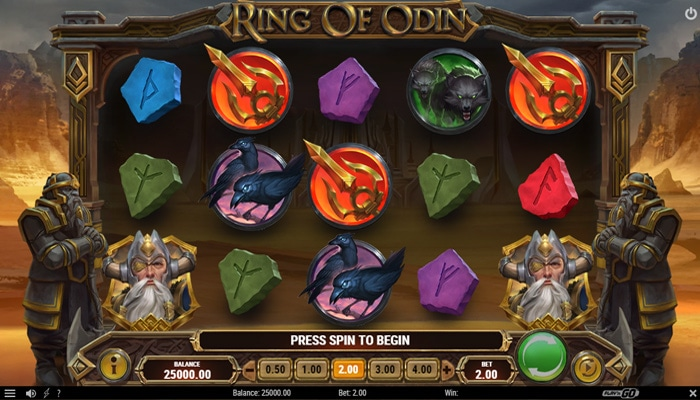 Ring of Odin Gameplay