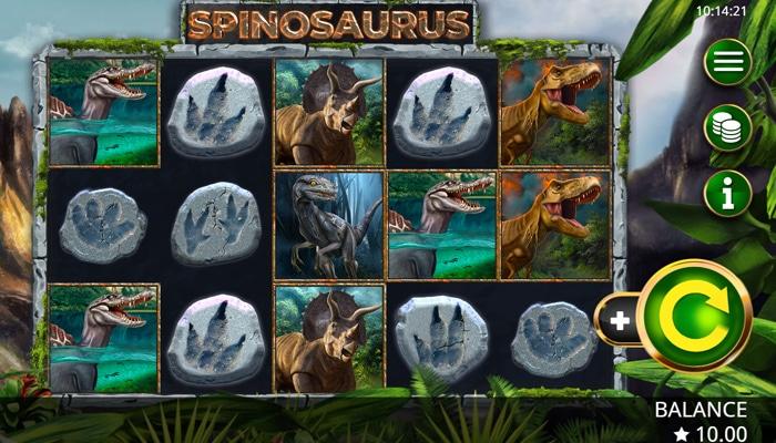 Spinosaurus Gameplay