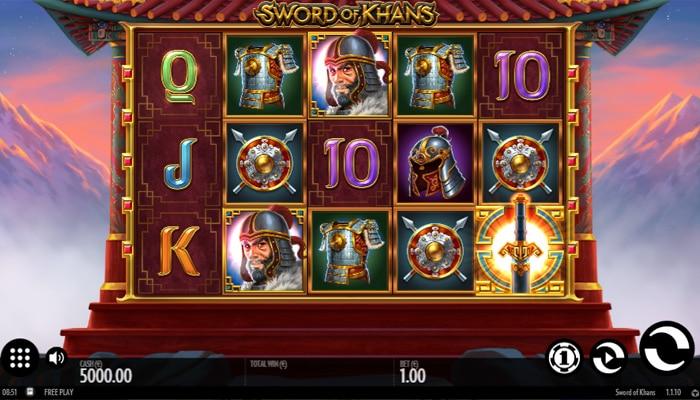 Sword of Khans Gameplay
