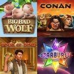 Verschillende gokkasten