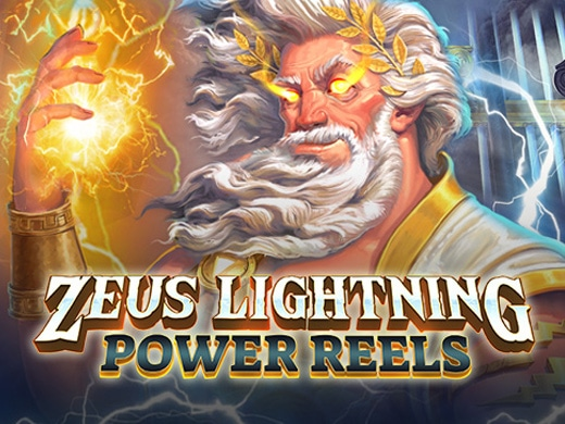 Zeus Lightning Power Reels Logo1