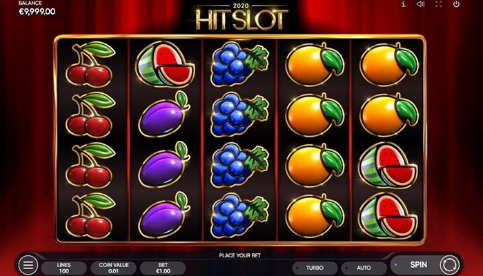 2020 Hit Slot Gameplay