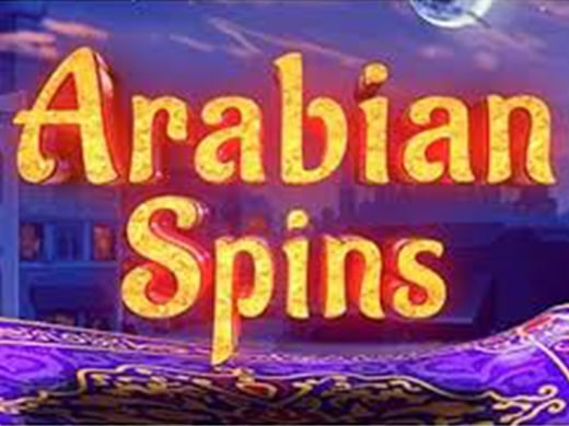 Arabian Spins Booming Games slot1