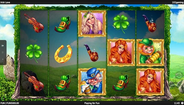 Irish Love Gameplay