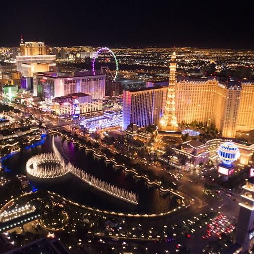 Las Vegas verlies
