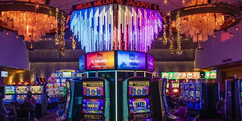 Mega Millions van Holland Casino