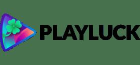 Playluck Logo zwart