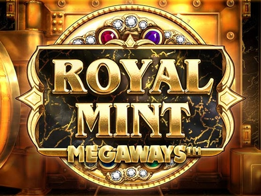 Royal Mint Megaways Logo1