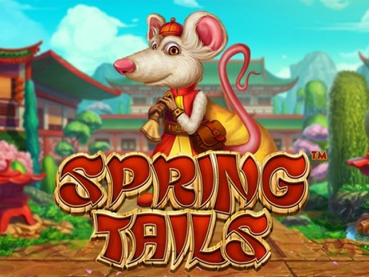Spring Tails Logo