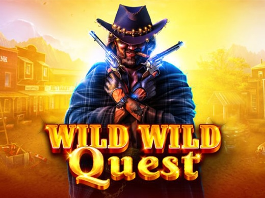 Wild Wild Quest GameArt Slot