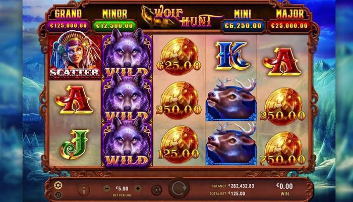 Wolf Hunt Gameplay
