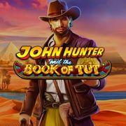 John Hunter Book of Tut Slot free spins