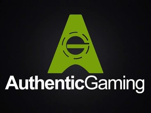 Authentic Gaming Logo big