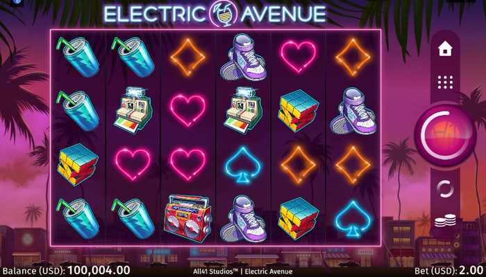 Electric Avenue Gameplay