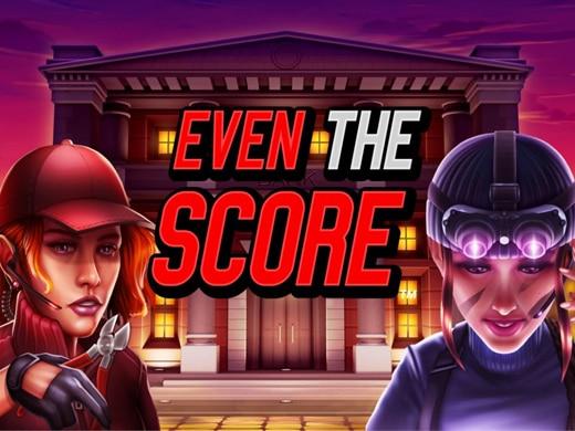 Even the Score Logo