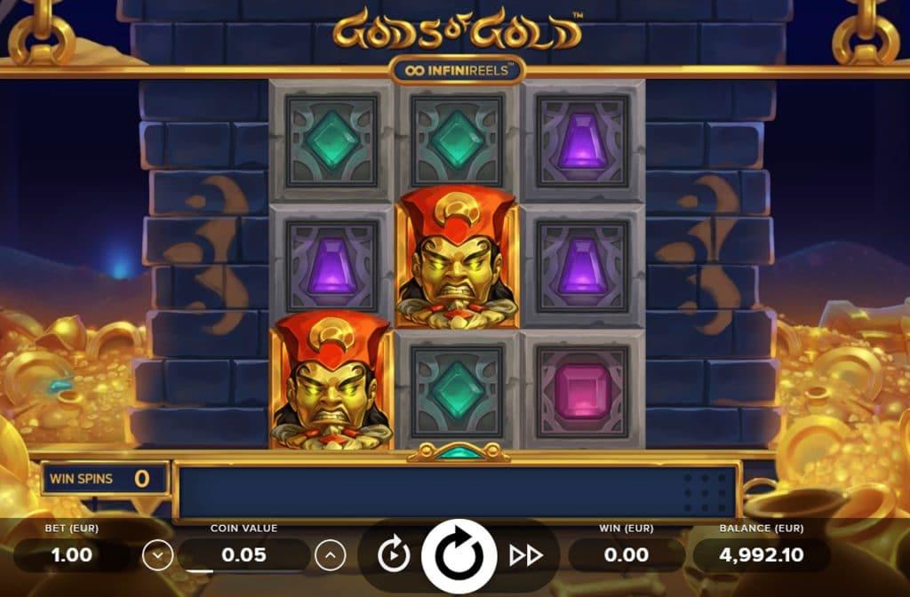 Deze gokkast is ontwikkeld door spelprovider NetEnt