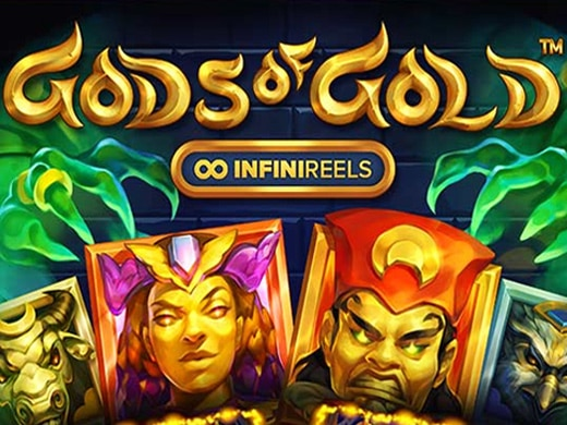 Gods-of-Gold-Infinireels-Logo