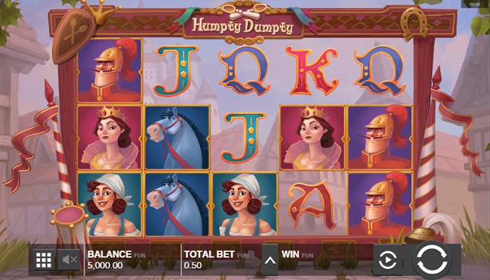 Humpty Dumpty Gameplay