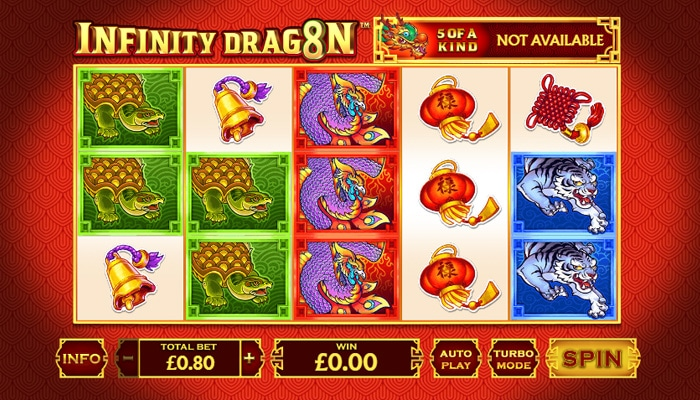 Infinity Dragon Gameplay