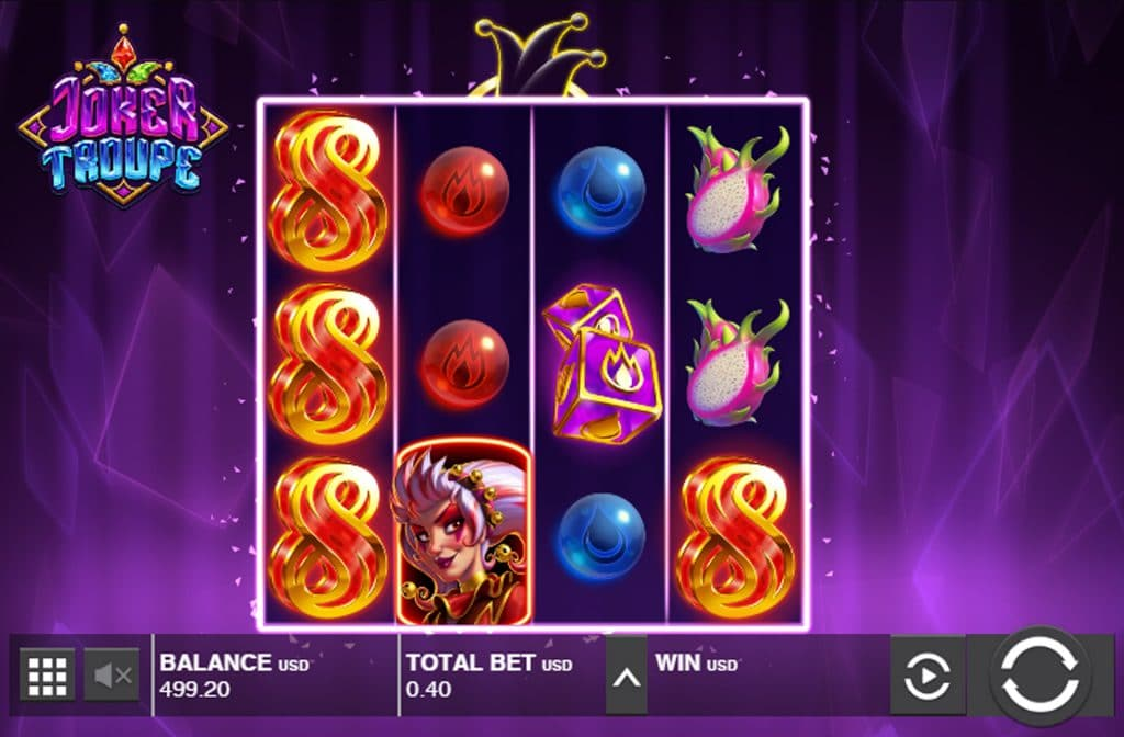 Deze gokkast is ontwikkeld door spelprovider Push Gaming