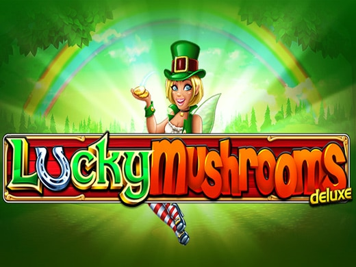 Lucky Mushrooms Deluxe Logo1