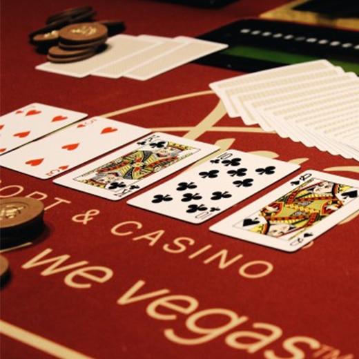 Poker budget