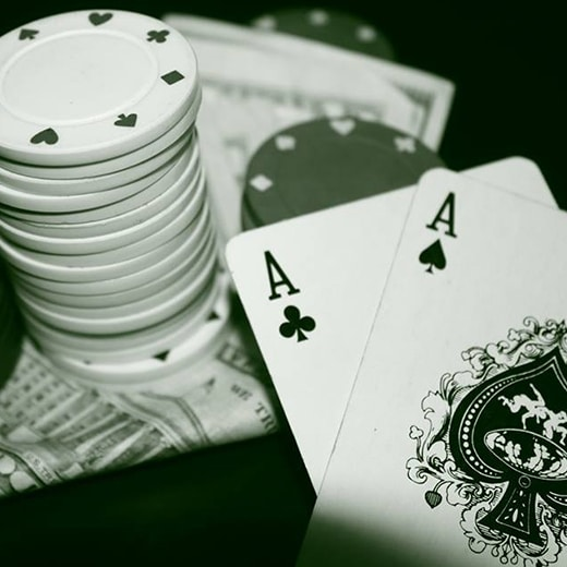 Poker en geluk
