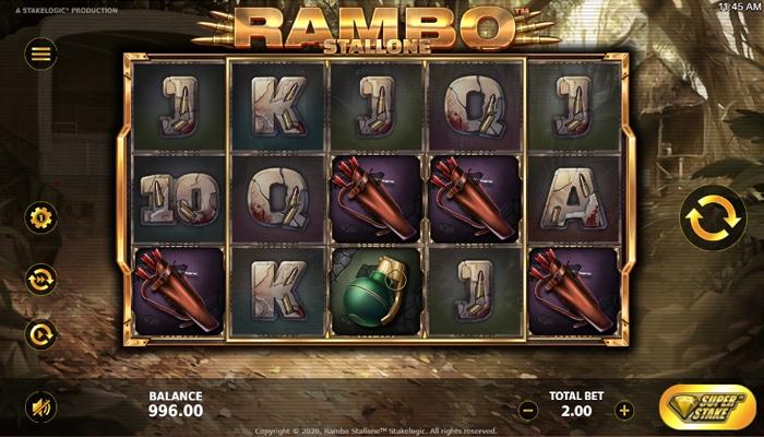 Rambo Gameplay