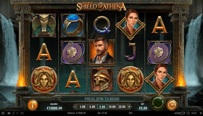 Rich Wilde and the Shield of Athena Gameplay