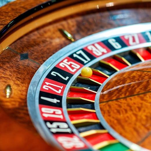 Roulette nr 25