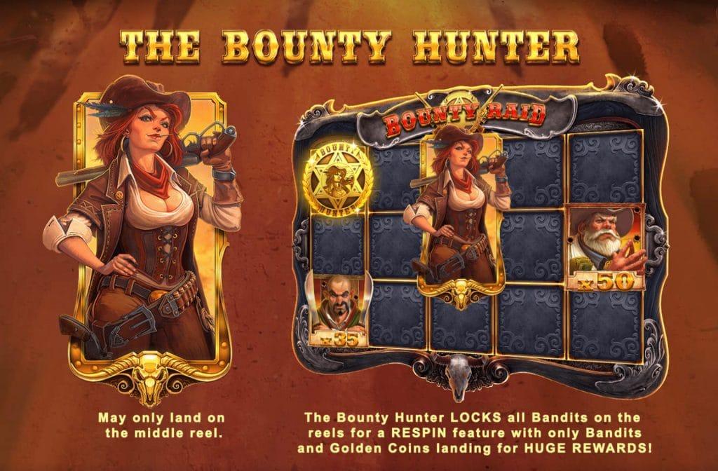 De Bounty Raid gokkast heeft diverse bonussen die voor mooie geldprijzen kunnen zorgen