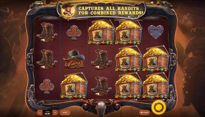 Bounty Raid Gameplay