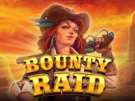Bounty Raid Logo2