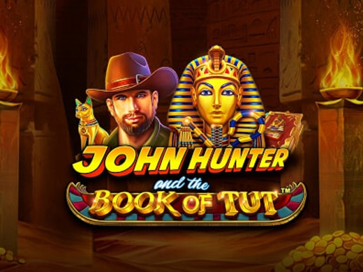 John Hunter & the Book of Tut Logo1
