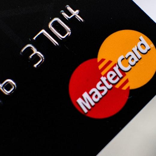 Mastercard logo groot