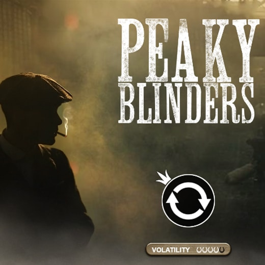 Peaky Blinders gokkast is er