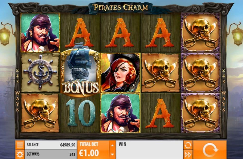 Deze goed uitgewerkte gokkast is ontwikkeld door spelprovider Quickspin