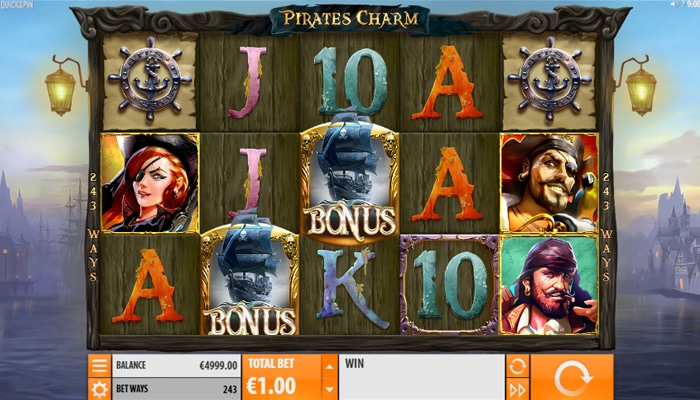 Pirates Charm Gameplay