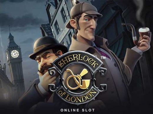 Sherlock of London Logo2