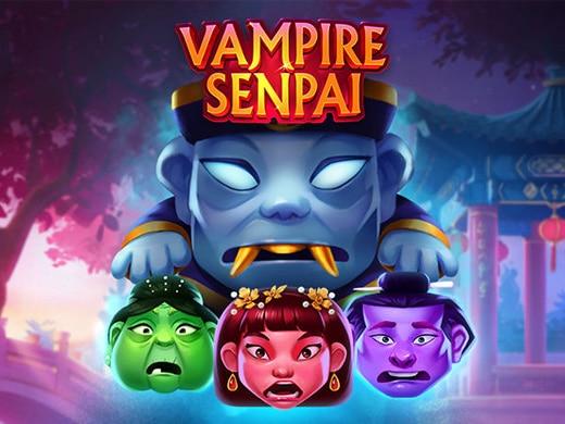Vampire Senpai Logo1