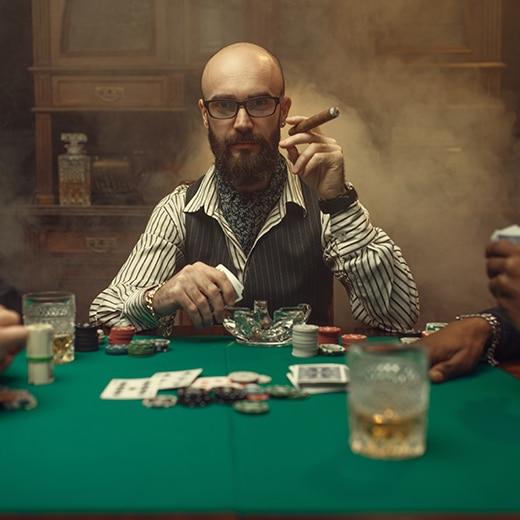 poker psygologie