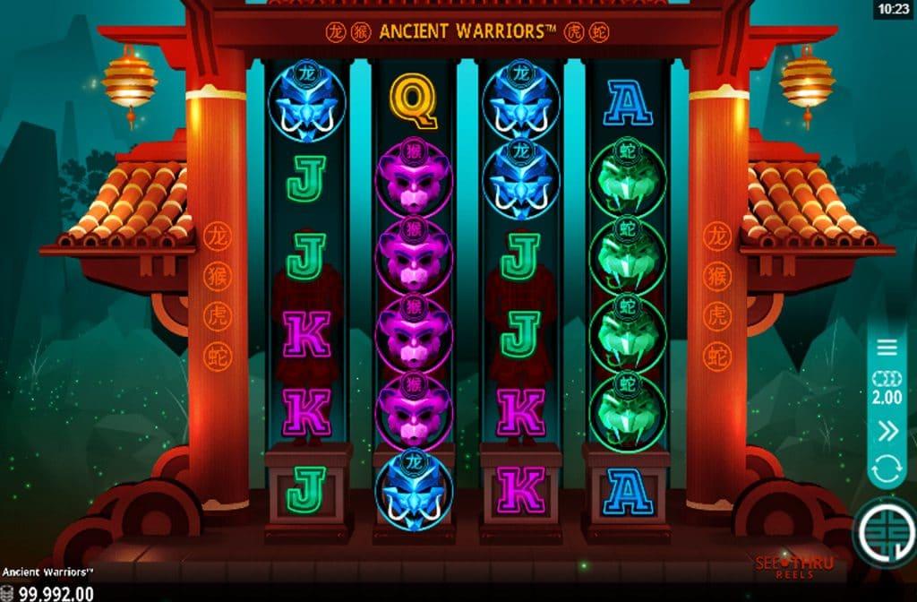Deze gokkast is ontwikkeld door spelprovider Microgaming
