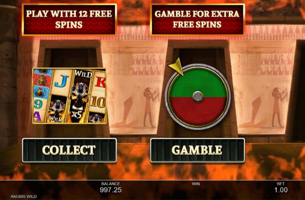 Met de Free Spins die je kunt winnen kun je de gokkast gratis laten draaien