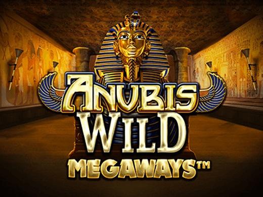 Anubis Wild Megaways Logo1